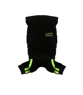 OR283 Jogging Hipster Suit Puppy Angel Black