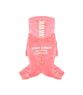 OW404 Imperméable Magagio Raincoat Puppy Angel Pink