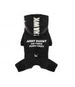 OW404 Imperméable Magagio Raincoat Puppy Angel Black