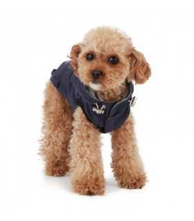OW401 Imperméable Magagio Raincoat Puppy Angel Navy