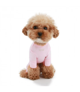 OR211 4 Patt MAC Overall Puppy Angel Pink 501
