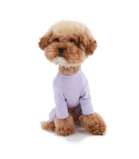 OR211 4 Patt MAC Overall Puppy Angel Purple 520