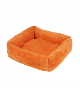 Panier Cube O lala Pets Orange A30