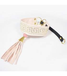 C004 Collier Roma O Cabot Chic Pink