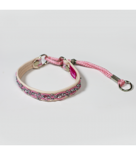 C005 Collier Pinky O Cabot Chic Pink