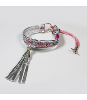 C007 Collier Pinky O Cabot Chic Silver
