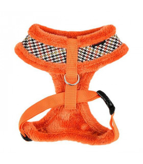 HA1656 Harnais Auden Puppia Orange