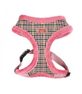 HA1656 Harnais Auden Puppia Pink