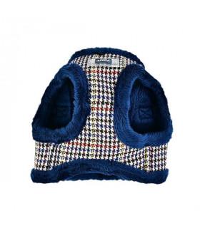 HB1656 Harnais-Veste Auden Puppia Bleu