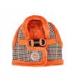 HB1656 Harnais-Veste Auden Puppia Orange