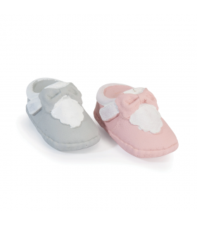 AH209/D Jouet Latex Baby Shoes Camon