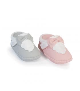 AH209/D Jouet Latex Baby Shoes Camon