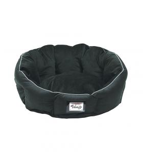Round Bed Vanity Velvet Smooth Vert