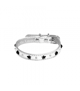 Collier Silver Star Croci