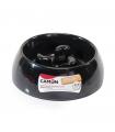 C034/1 Gamelle Anti Glouton Noire Camon