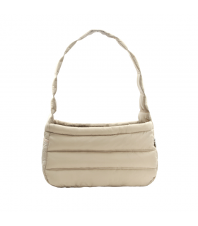 CA071 Sac de Transport Rembourré Beige Puppy Angel