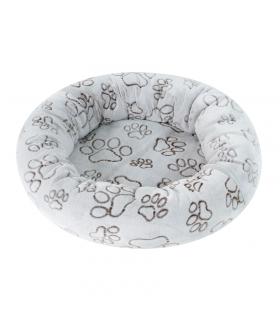 Panier Amélie De Luxe O lala Pets Imprimé Pattes A55