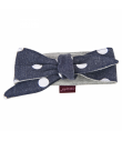 SC9422 Collier Chat Wilma Navy Catspia