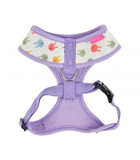 HA7555 Harnais Lapin Purple Pinkaholic