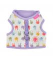 HJ7555 Harnais Veste Lapin Purple Pinkaholic