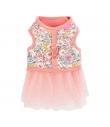 HD7556 Harnais Robe Liberty Pink Pinkaholic