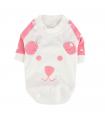 TS7561 Tee-Shirt Mon Ourson Pink Pinkaholic