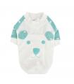 TS7561 Tee-Shirt Mon Ourson Mint Pinkaholic
