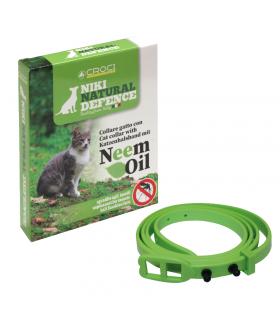 Collier Pour Chats anti Moustiques à l huile de Nems Croci