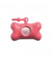 MG0862-RO Ramasse Crottes Nano Classic Rose United Pets