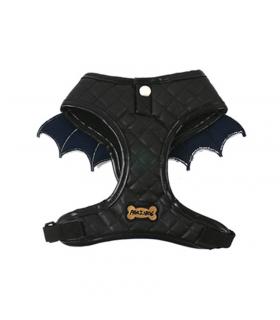 Pack Harnais et Laisse Respirant Bat-man Parisdog