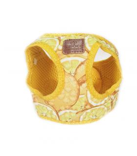 Harnais Veste Jaune Citron Croci