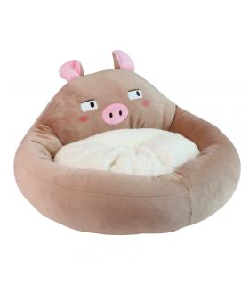 Panier Tête de Cochon Mignon Croci