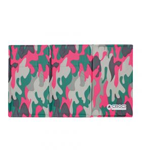 Tapis Auto Rafraichissant Camouflage Rose Croci
