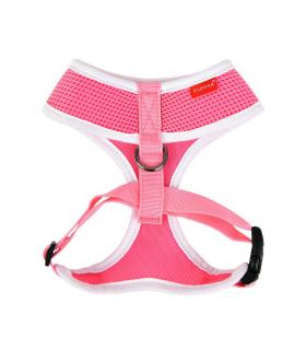 HA1770 Harnais Respirant Bicolore Pink Puppia