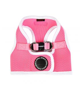HB1770 Harnais Veste Respirante Bicolore Pink Puppia