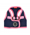 HB1770 Harnais Veste Respirante Bicolore Navy Puppia