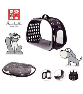 T1054 -TRA Sac Transparent Uni Pliable Ferribiella