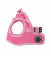 AH860 Harnais Veste Respirant Vivien Pink Puppia