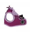 AH860 Harnais Veste Respirant Vivien Violet Puppia