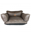 Sofa Convertible Simili Cuir Studio Croci