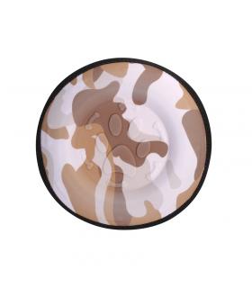 AD096 Frisbee Flotant Camouflage Camon